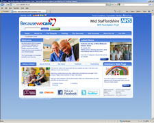 Mid Staffordshire NHS Foundation Trust 1