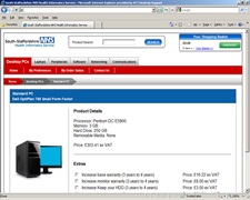 South Staffordshire Health Informatics Service eShop 2