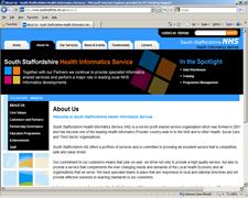 South Staffordshire Health Informatics Service 2