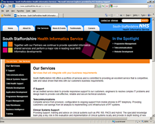 South Staffordshire Health Informatics Service 3
