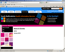 South Staffordshire Health Informatics Service 4